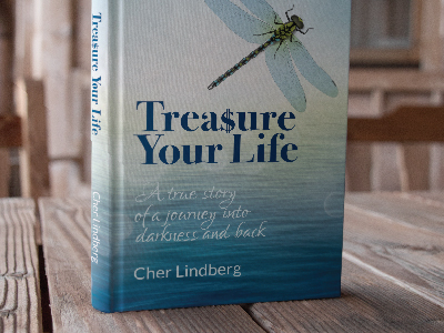 treasure life book image